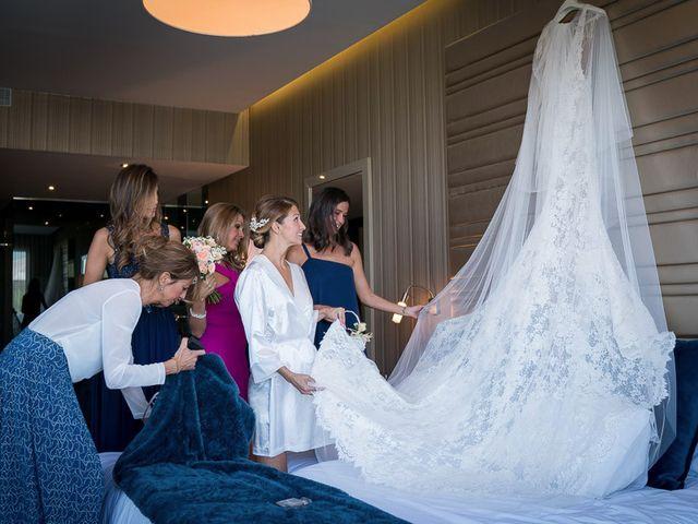 La boda de Alfonso y Luz en Alalpardo, Madrid 9