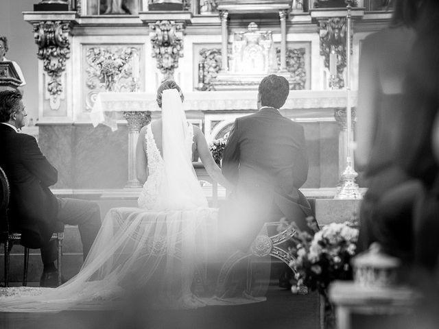 La boda de Alfonso y Luz en Alalpardo, Madrid 15