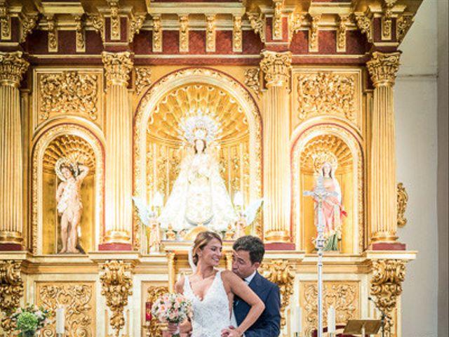 La boda de Alfonso y Luz en Alalpardo, Madrid 19