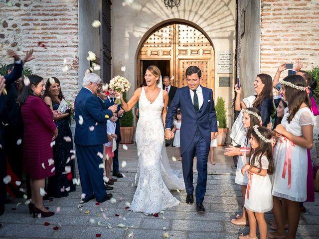 La boda de Alfonso y Luz en Alalpardo, Madrid 20
