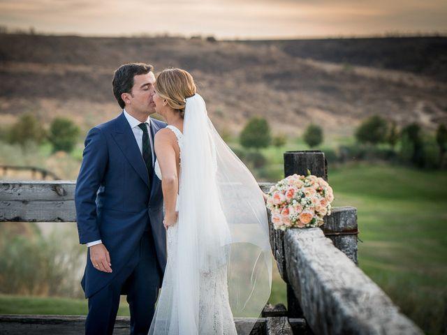 La boda de Alfonso y Luz en Alalpardo, Madrid 21