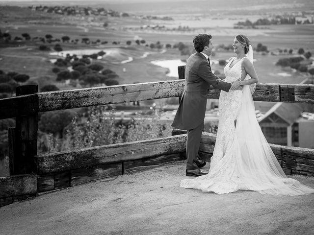 La boda de Alfonso y Luz en Alalpardo, Madrid 22