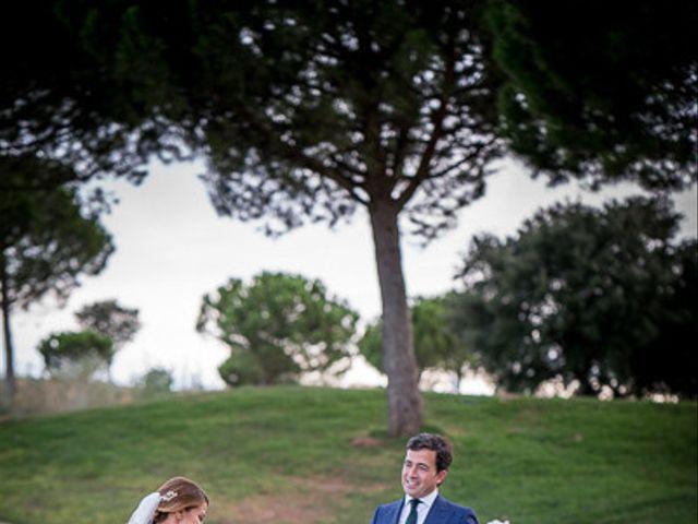 La boda de Alfonso y Luz en Alalpardo, Madrid 26
