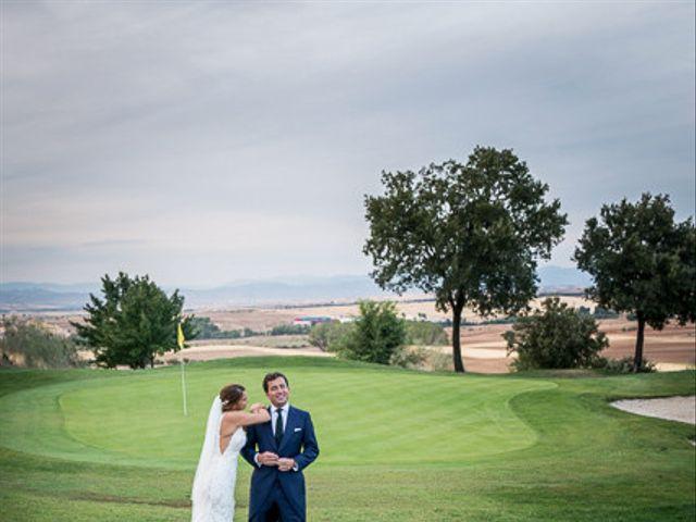 La boda de Alfonso y Luz en Alalpardo, Madrid 27