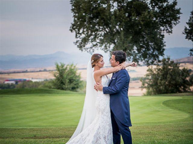 La boda de Alfonso y Luz en Alalpardo, Madrid 28