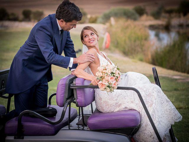 La boda de Alfonso y Luz en Alalpardo, Madrid 30