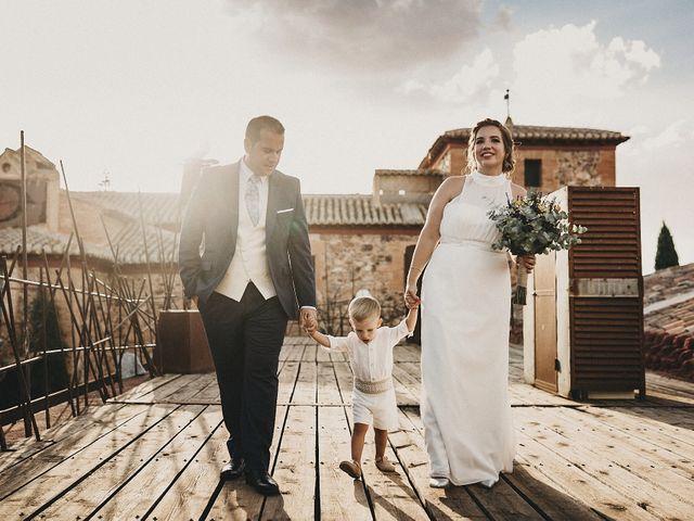La boda de Rocío y Luis Mariano