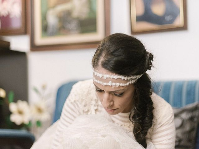 La boda de Fran y Puri en Alcalá De Henares, Madrid 14