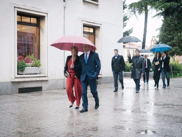 La boda de Fran y Puri en Alcalá De Henares, Madrid 20