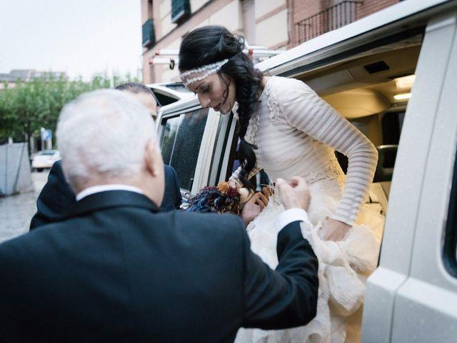 La boda de Fran y Puri en Alcalá De Henares, Madrid 23