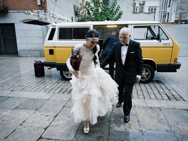 La boda de Fran y Puri en Alcalá De Henares, Madrid 25
