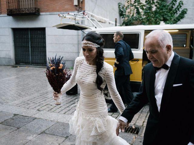 La boda de Fran y Puri en Alcalá De Henares, Madrid 26