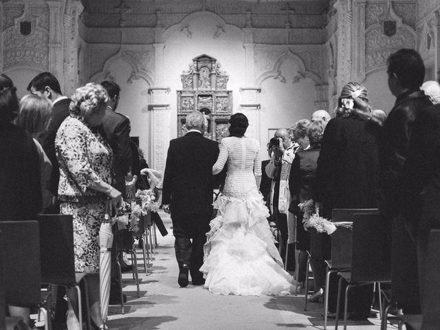 La boda de Fran y Puri en Alcalá De Henares, Madrid 28
