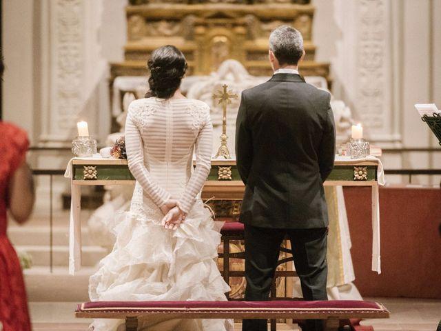 La boda de Fran y Puri en Alcalá De Henares, Madrid 34