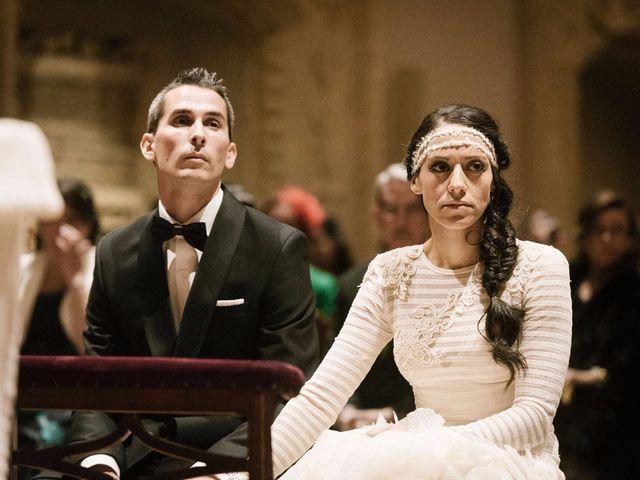 La boda de Fran y Puri en Alcalá De Henares, Madrid 37
