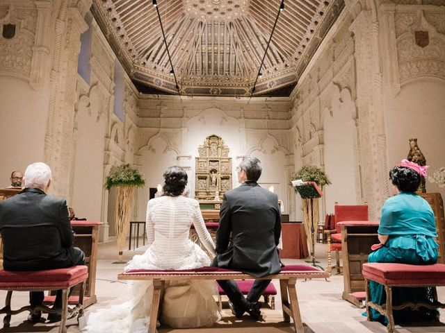 La boda de Fran y Puri en Alcalá De Henares, Madrid 38