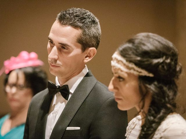 La boda de Fran y Puri en Alcalá De Henares, Madrid 39