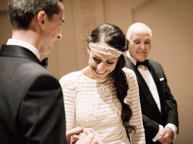 La boda de Fran y Puri en Alcalá De Henares, Madrid 43