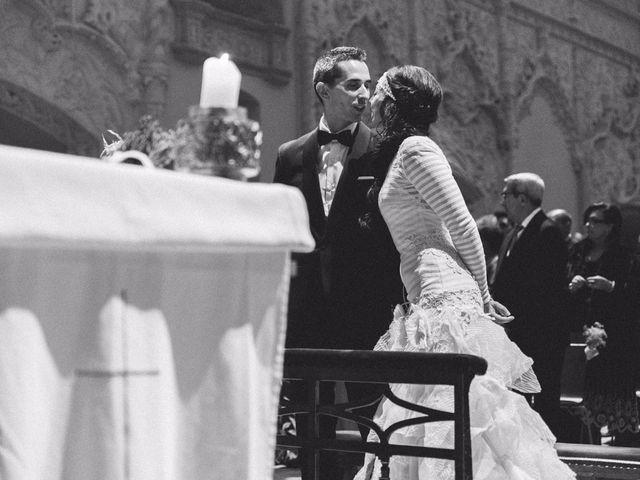La boda de Fran y Puri en Alcalá De Henares, Madrid 49