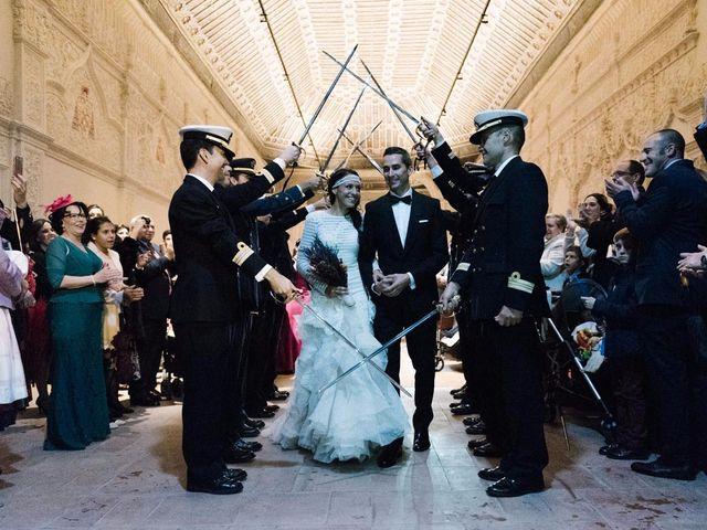 La boda de Fran y Puri en Alcalá De Henares, Madrid 50