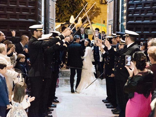 La boda de Fran y Puri en Alcalá De Henares, Madrid 51