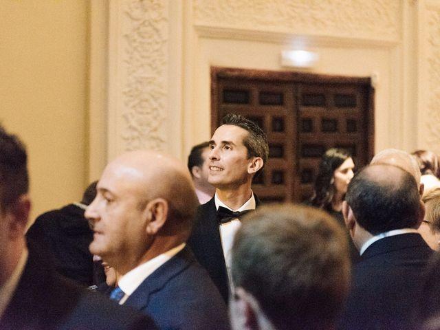 La boda de Fran y Puri en Alcalá De Henares, Madrid 52