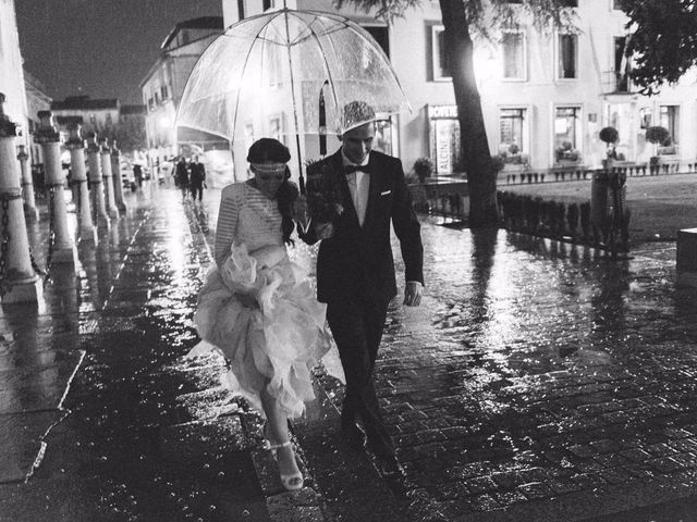 La boda de Puri y Fran