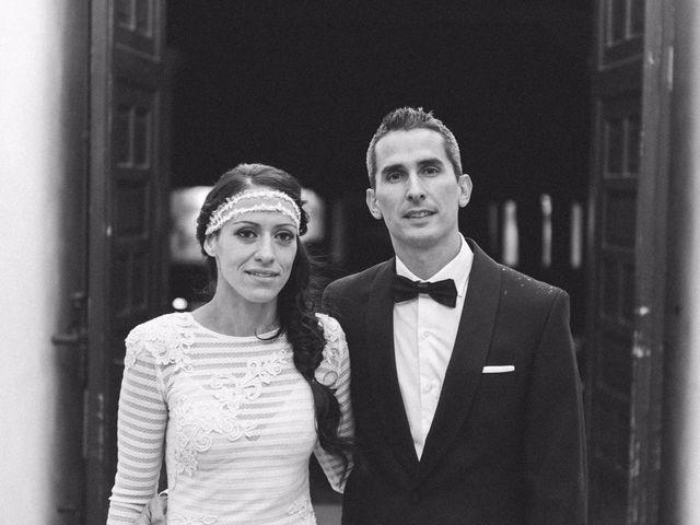 La boda de Fran y Puri en Alcalá De Henares, Madrid 57