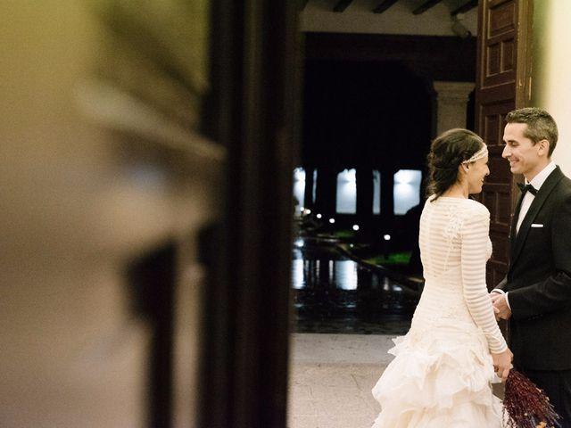 La boda de Fran y Puri en Alcalá De Henares, Madrid 62