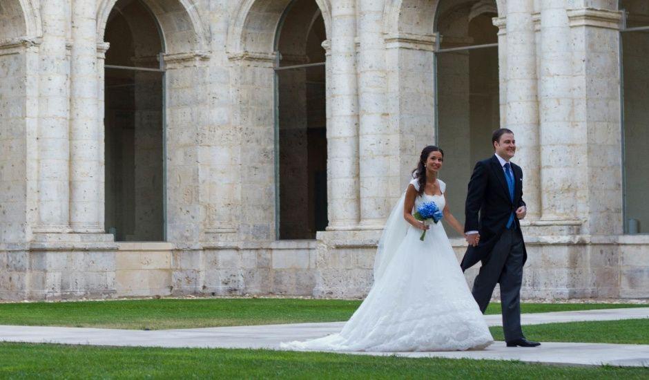 La boda de Javi y Isa en Valladolid, Valladolid