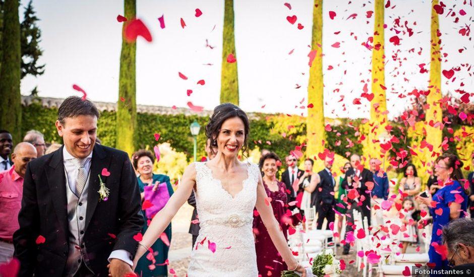 La boda de Antonio y Maria Jose en Toledo, Toledo