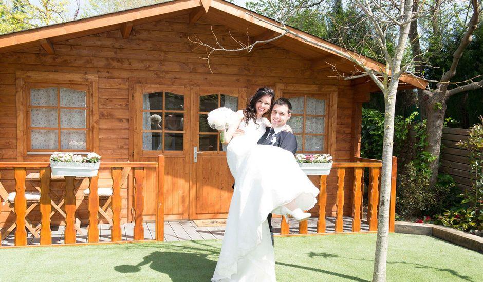 La boda de Ruben y Jennifer en Palau De Plegamans, Barcelona