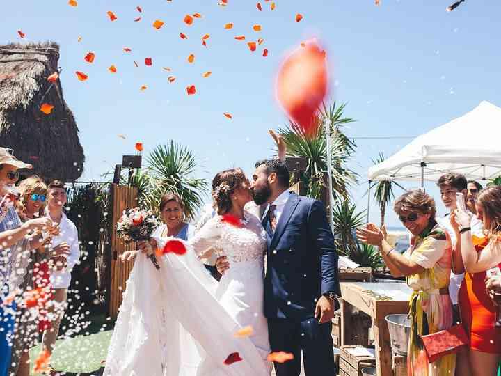La boda de Araceli y Manu