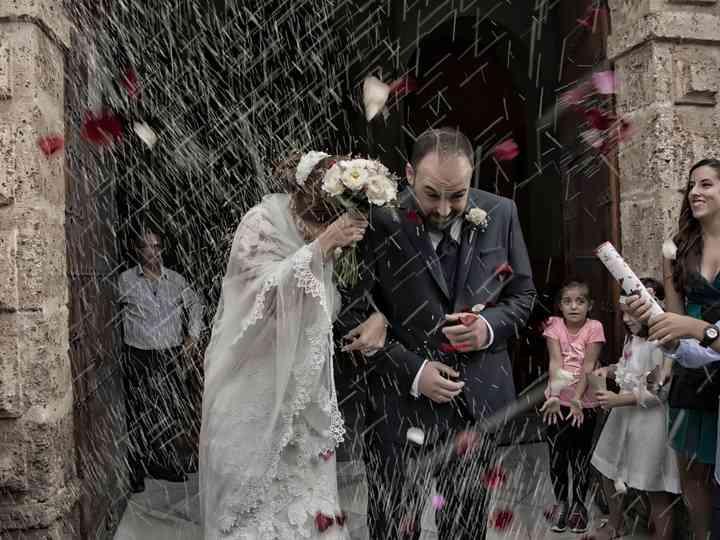 La boda de Mercedes y Rogelio