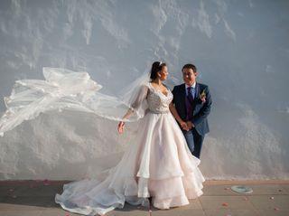 La boda de Maite y Fran