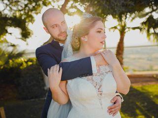 La boda de Javi y Alba