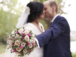 La boda de Patricia  y Juanjo