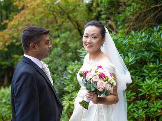 La boda de Shan y Nilesh