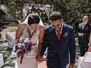 La boda de Ruth y Ruben
