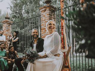 La boda de Shara y Jorge