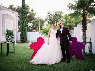 La boda de Ylenia y Javier