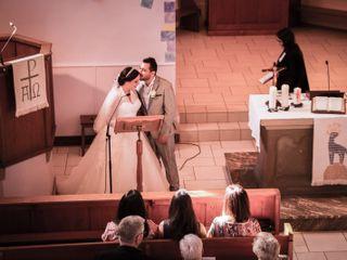 La boda de Safwan y Caroline