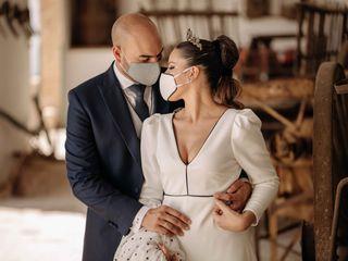 La boda de Lole y Carlos