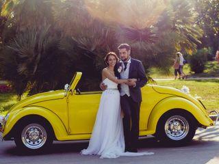 La boda de Eva y Gabriel