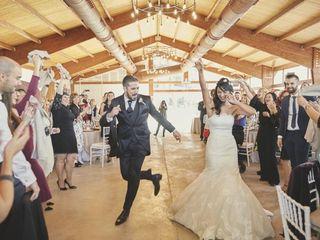 La boda de Elma y Ramón
