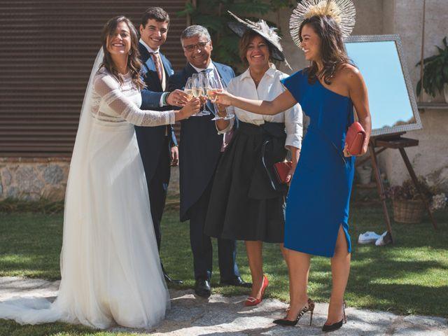 La boda de Antonio y Maria en Ávila, Ávila 27