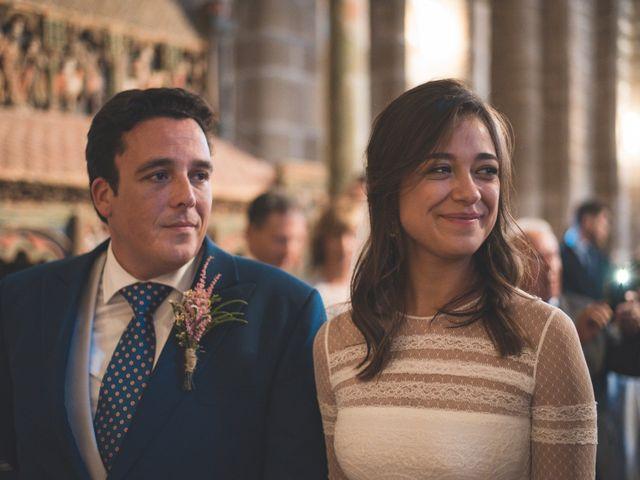La boda de Antonio y Maria en Ávila, Ávila 38