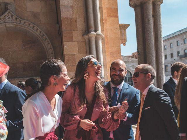 La boda de Antonio y Maria en Ávila, Ávila 39