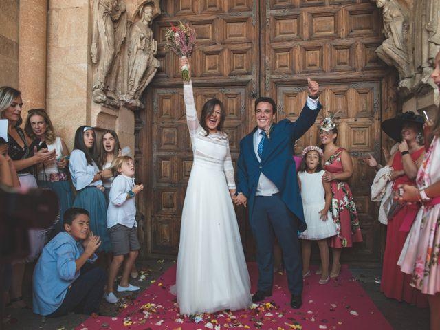 La boda de Antonio y Maria en Ávila, Ávila 41