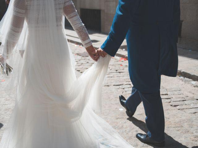 La boda de Antonio y Maria en Ávila, Ávila 45